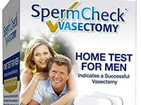 SpermCheck Vasectomy
